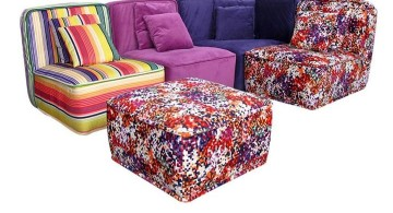 colorful sectional modular sofas