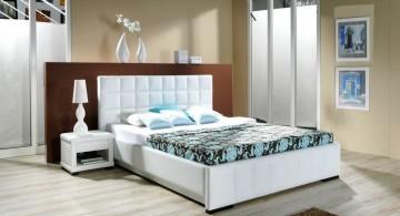 contemporary bedroom wall panel design ideas