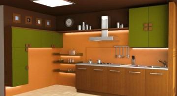 contemporary minimalist modular kitchen designs