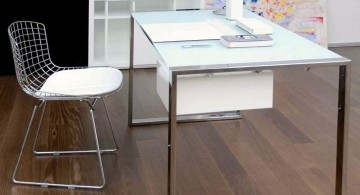 contemporary minimalist office furniture