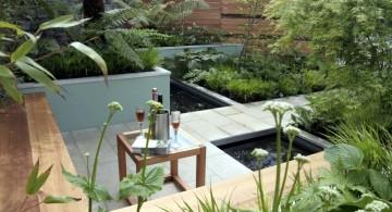 contemporary small japanese garden design ideas