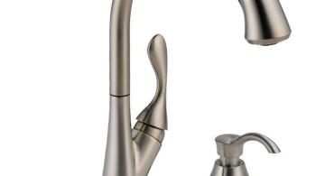 contemporary unique kitchen faucets