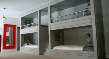 cool bunk bed designs for lodging houses