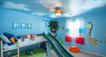 cool painting ideas for bedrooms for kids