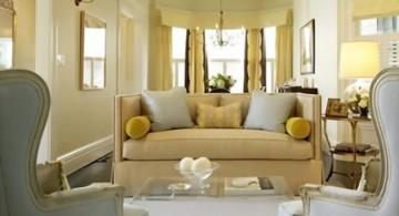 cozy beige living room walls