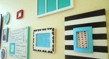 cute and easy diy bedroom art