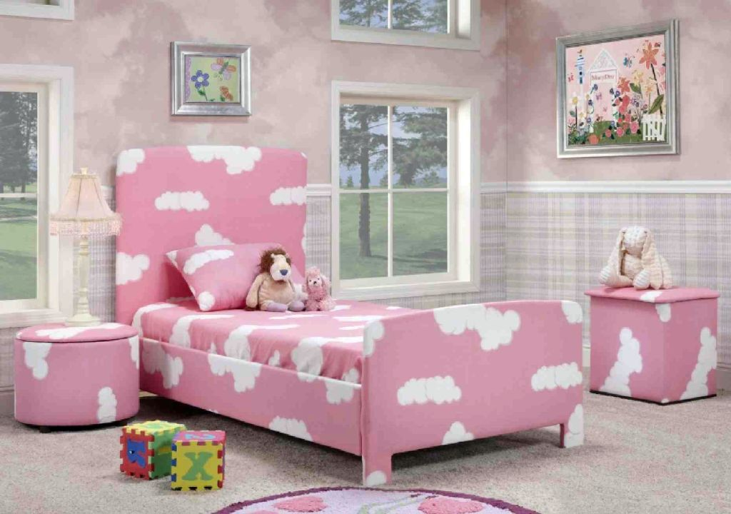 19 Cute Girls Bedroom Ideas Which Are Fluffy Pinky And All