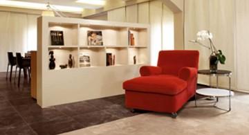 dark and light marble tile flooring ideas for living room