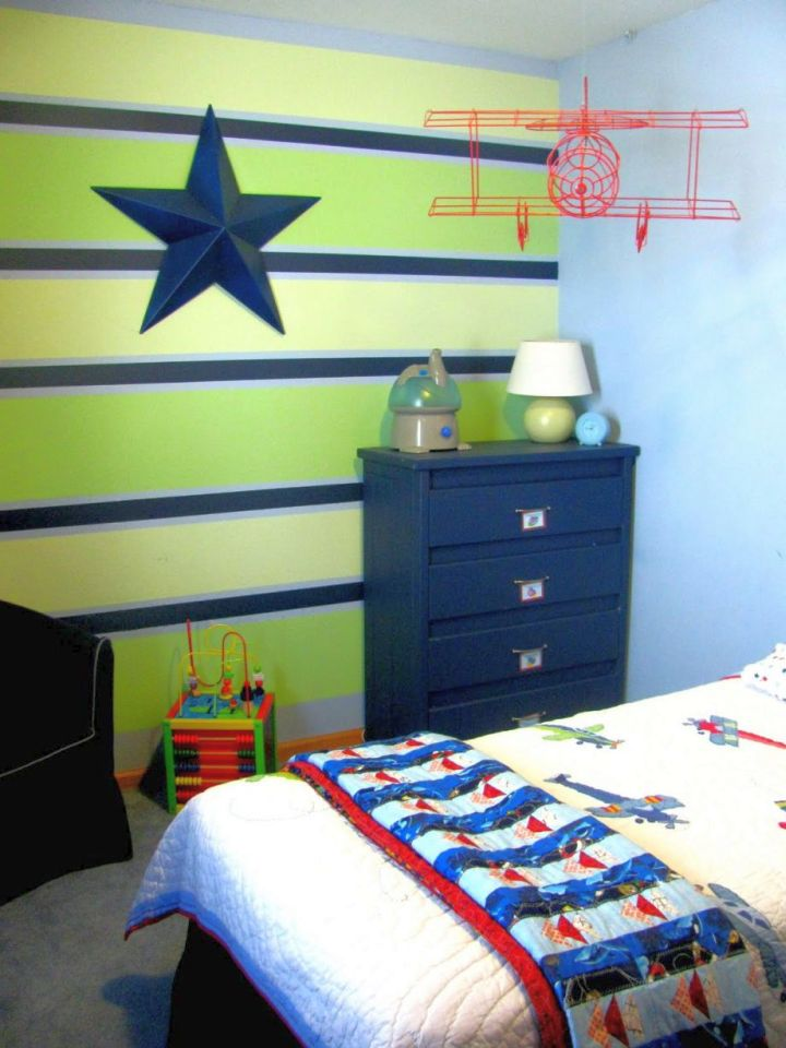 18 Joyous Paint Color Ideas For Boys Rooms