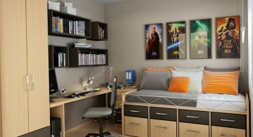 home office design ideas for small spaces inside the bedroom
