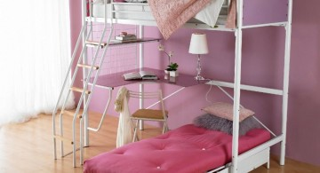 industrial design funky bunk beds