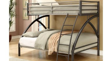 industrial stylish bunk beds