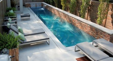 lap pool small pool