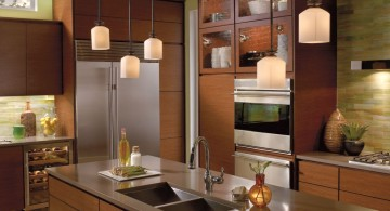 low hanging pendant lights ideas and inspiration for kitchen