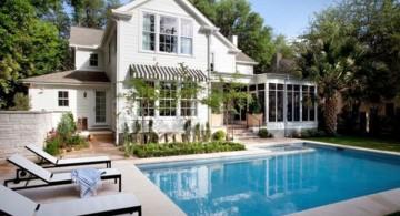 luxurious Backyard pool designs