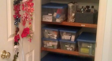make up storage cabinet ideas in pantry like design