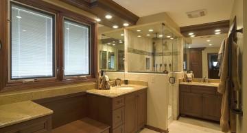 master bathroom lighting ideas