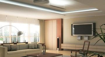 minimalist Different Ceiling Designs