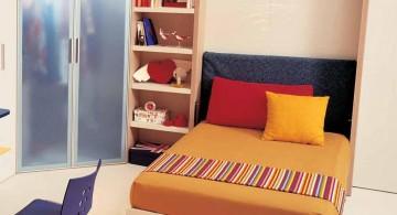 minimalist cool bedrooms for teenage guys