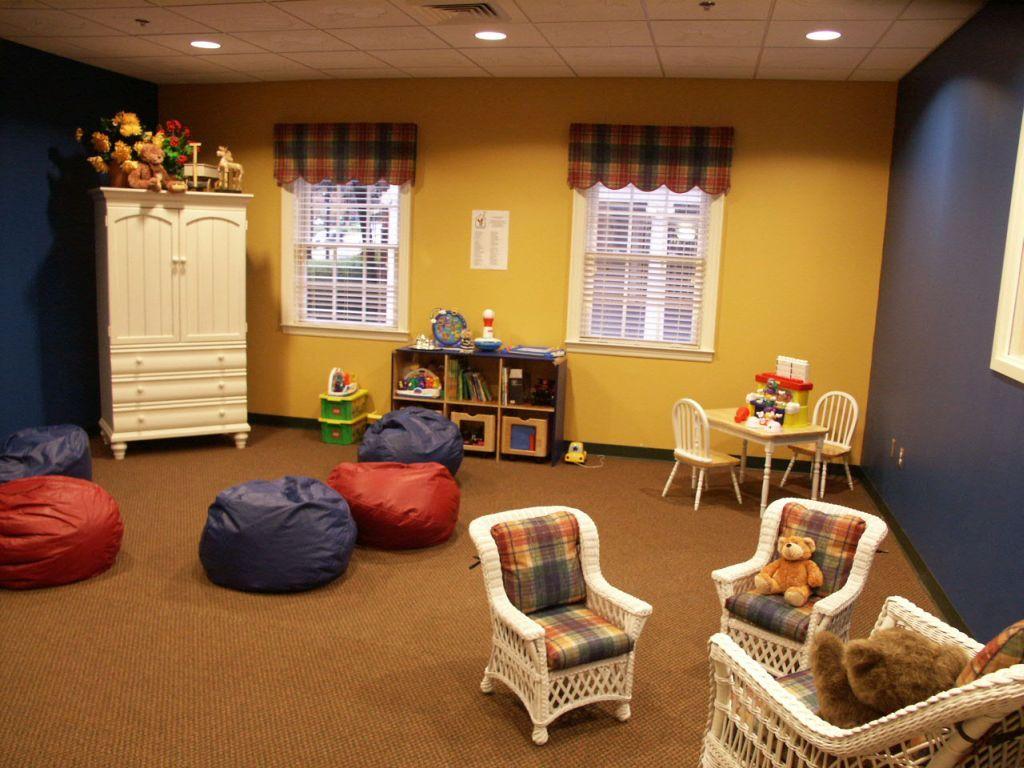 Minimalist Playroom Play Spaces