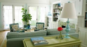 minimalist retro living room ideas