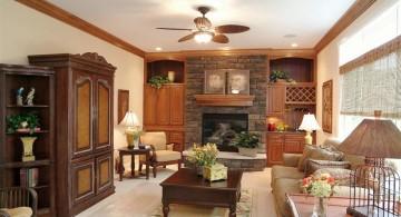 minimalist rustic living room ideas