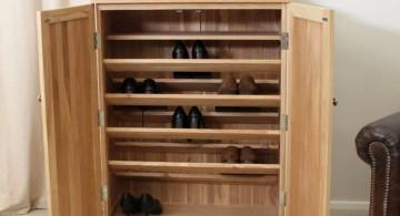 minimalist shoe cabinets design ideas