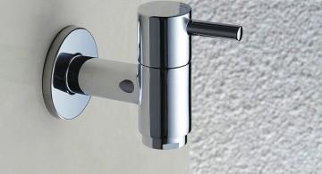 minimalist small unique kitchen faucets