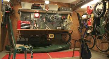 modern garage designs and inspiration for small spaces