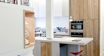 modern kitchen tables for small spaces in small apartment