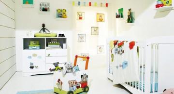 modern nursery room design ideas for baby boy