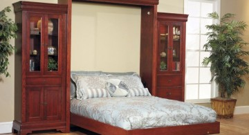 murphy bed design ideas for small rooms