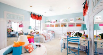 pastel-colored room designs for simple minimalist bedroom