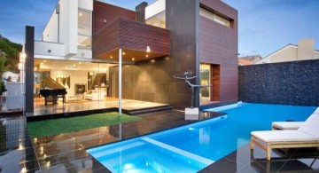 pool with spa designs contemporary floor pool and jacuzzi