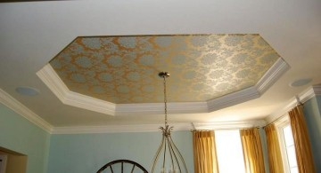retro Different Ceiling Designs