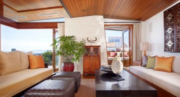 retro living room ideas for low ceilinged rooms