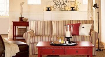 retro living room ideas for small living room