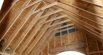 rib vaulted ceilings