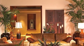 living room earth tones simple murphy bed ideas suited for small interior 16760