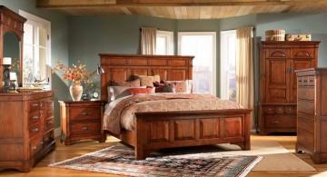 rustic cabin bedroom decorating ideas