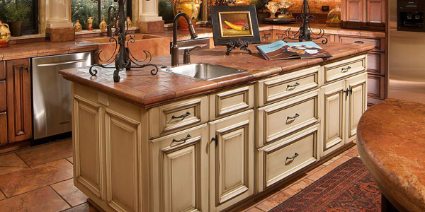 rustic kitchen islands 20 designs of kitchen island with sink 14807
