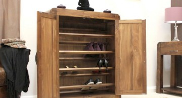 rustic shoe cabinets design ideas