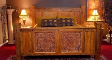 rustic tuscan style bedroom furniture