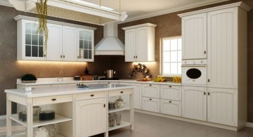 rustic vintage and retro kitchen design