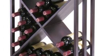short x box contemporary wine cabinet