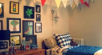 simple beige boys room paint ideas