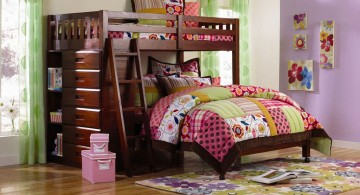 simple but cool bunk bed designs