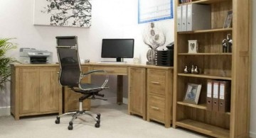 simple home office design ideas for small spaces