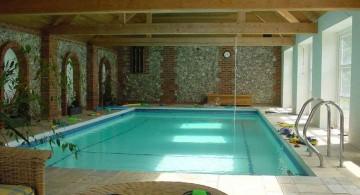 simple indoor swimming pool