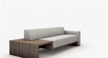 simple minimalist modern furniture